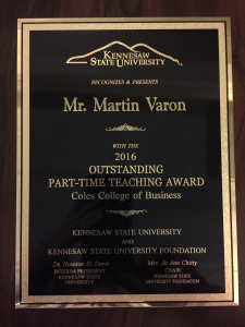 Business Valuation Marty Varon
